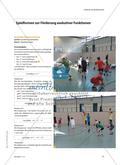 Schulung der Handlungsschnelligkeit in den Sportspielen Preview 2