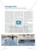 Groß gegen Klein - Handicap-Wettkämpfe für Oberstufenschüler und Fünftklässler Preview 1