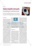 """Geiz macht einsam - """"Das Gold des Hasen"""" von Baltscheit & Schwarz Preview 1"""