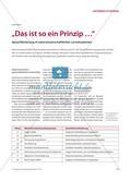 """""""Das ist so ein Prinzip …"""" - Sprachförderung in naturwissenschaftlichen Lernsituationen Preview 1"""