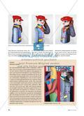 Aus dem Bild getreten - Figuren oder Gegenstände aus Gemälden plastisch kopieren Preview 3