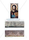 Kunst_neu, Sekundarstufe I, Kunstbegegnung und -betrachtung, Bildanalyse und -interpretation, Bildmaterial, Gemälde, Zeichnung, Analyse, Interpretation