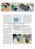 Fantasievolle Wasserspeier - Plastisches Gestalten mit Funktion Preview 2