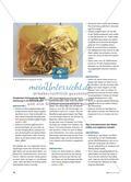 """Magisches Amulett aus """"Gold"""" - Das Lieblingstier als Schmuckrelief herstellen Preview 5"""