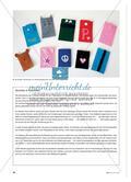 Fashion und Funktion fürs Handy - Eine Handyhülle entwerfen und nähen Preview 5