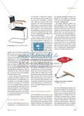 Verschiedene Stühle und ein Hocker: vom Gebrauchsgegenstand zum Designobjekt Preview 2