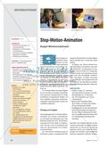 Stop-Motion-Animation - Kugel-Metamorphosen Preview 1