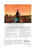 Ich und meine Landschaft - Sehnsuchtsbilder: Einstiegsaufgabe, Lernaufgaben, Überprüfungsaufgabe Preview 3