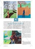 Ich und meine Landschaft - Sehnsuchtsbilder: Einstiegsaufgabe, Lernaufgaben, Überprüfungsaufgabe Preview 8