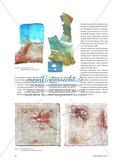 Natur, abstrakt gedacht - Abstraktiv orientierte Aufgabenstellung Preview 3