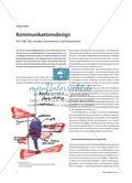 Kommunikationsdesign - Vom ABC des visuellen Informierens und Präsentierens Preview 1