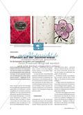 Pflanzen auf der Sommerwiese - Ein Buchprojekt mit Kindern und Jugendlichen Preview 1