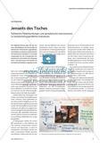 Jenseits des Tisches - Ästhetische Felderkundungen und gestalterische Interventionen zu Symptomen jugendlicher Esskulturen Preview 1