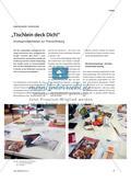 """""""Tischlein deck Dich!"""" - Einstiegsmöglichkeiten zur Themenfindung Preview 1"""