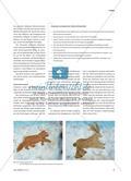 Herr Eichhorn und der erste Schnee - Abstrahierte Bildsprachen in Bilderbüchern Preview 2