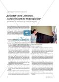 """""""Erwartet keine Lektionen, sondern sucht die Widersprüche"""" - Ein Interview mit Adam Szymczyk und Sepake Angiama Preview 1"""