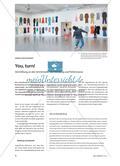 Kunst_neu, Sekundarstufe I, Sekundarstufe II, Kunstbegegnung und -betrachtung, Andrea Schulze, Schnittstelle, Kleidung, Performance, Jugendliche, Kunstbetrachtung