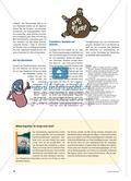 Überzeugend interpetieren - Argumentatives Schreiben zu einem Jugendbuch Preview 3