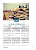 Möglichkeiten der Redewiedergabe bei Textinterpretationen - In Texten auf Texte und Materialien Bezug nehmen Preview 2