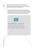 Möglichkeiten der Redewiedergabe bei Textinterpretationen - In Texten auf Texte und Materialien Bezug nehmen Preview 4