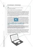 Möglichkeiten der Redewiedergabe bei Textinterpretationen - In Texten auf Texte und Materialien Bezug nehmen Preview 6