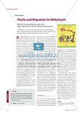 Flucht und Migration im Bilderbuch - Alle da! Unser kunterbuntes Leben von Anja Tuckermann und Tine Schulz kennenlernen Preview 1