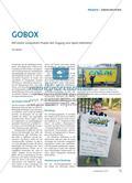 GOBOX - Mit einem innovativen Projekt den Zugang zum Sport erleichtern Preview 1