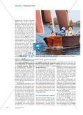 Alle in einem Boot - Während einer Projektwoche lernen Schülerinnen und Schüler einer Grundschule das Segeln Preview 3