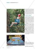 Mut, Kraft und Selbstüberwindung - Beim Klettern stärken Schülerinnen und Schüler ihre sozialen Kompetenzen und müssen mit Grenzerfahrungen umgehen Preview 5