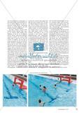 Werfen und Fangen im Wasser - Ein Mini-Wasserballspiel als Alternative im Schwimmunterricht, das alle Schülerinnen und Schüler ihren Lernvoraussetzungen entsprechend herausfordert Preview 5
