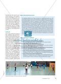 Unser Ball, unser Spiel - Im Rahmen der Heidelberger Ballschule entwickeln Schülerinnen und Schüler Basiskompetenzen im Werfen und Fangen und gestalten als Akteure ihren Unterricht mit Preview 2