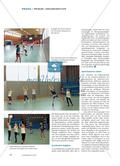 Unser Ball, unser Spiel - Im Rahmen der Heidelberger Ballschule entwickeln Schülerinnen und Schüler Basiskompetenzen im Werfen und Fangen und gestalten als Akteure ihren Unterricht mit Preview 3