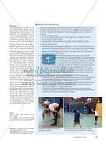 Unser Ball, unser Spiel - Im Rahmen der Heidelberger Ballschule entwickeln Schülerinnen und Schüler Basiskompetenzen im Werfen und Fangen und gestalten als Akteure ihren Unterricht mit Preview 4