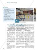 Tchoukball spielen - Schülerinnen und Schüler erweitern ihre Wurf- und Fangerfahrungen in einem motivierenden Spiel Preview 3