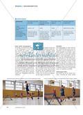 Tchoukball spielen - Schülerinnen und Schüler erweitern ihre Wurf- und Fangerfahrungen in einem motivierenden Spiel Preview 5