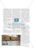 Tchoukball spielen - Schülerinnen und Schüler erweitern ihre Wurf- und Fangerfahrungen in einem motivierenden Spiel Preview 6