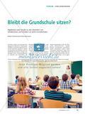 Bleibt die Grundschule sitzen? - Ergebnisse einer Studie zu den Sitzzeiten von Schülerinnen und Schülern an sechs Grundschulen Preview 1