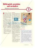 Rollerfahren im Sportunterricht - Mehrperspektivisch angelegte Unterrichtsbausteine Preview 11