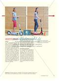 Rollerfahren im Sportunterricht - Mehrperspektivisch angelegte Unterrichtsbausteine Preview 3