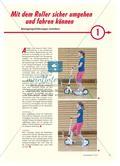 Rollerfahren im Sportunterricht - Mehrperspektivisch angelegte Unterrichtsbausteine Preview 5