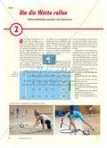 Rollerfahren im Sportunterricht - Mehrperspektivisch angelegte Unterrichtsbausteine Preview 8