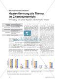 Haarentfernung als Thema im Chemieunterricht - Verknüpfung von Gender-Aspekten und chemischen Inhalten Preview 1