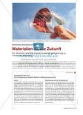 Materialien für die Zukunft - Ein Überblick über die aktuelle Anwendungsforschung zu modernen Materialien Preview 1