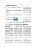 Wie Enzym-Engineering das Waschen optimiert - Struktur-Eigenschafts-Beziehungen bei Proteasen Preview 3