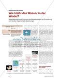 Wie bleibt das Wasser in der Windel? - Superabsorbierende Polymere als Modellsubstanz zur Erarbeitung von Struktur-Eigenschafts-Beziehungen Preview 1
