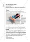 Alles nur Eisen - Betrachtung von Reaktionsbedingungen und energetischen Folgen Preview 3