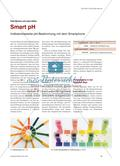 Smart pH - Indikatorbasierte pH-Bestimmung mit dem Smartphone Preview 1