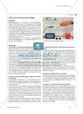 Chlorwasserstoffgas und Wasser - Verschiedene Experimente zur Protolyse Preview 2