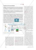Chlorwasserstoffgas und Wasser - Verschiedene Experimente zur Protolyse Preview 3