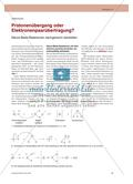 Protonenübergang oder Elektronenpaarübertragung? - Säure-Base-Reaktionen sachgerecht darstellen Preview 1
